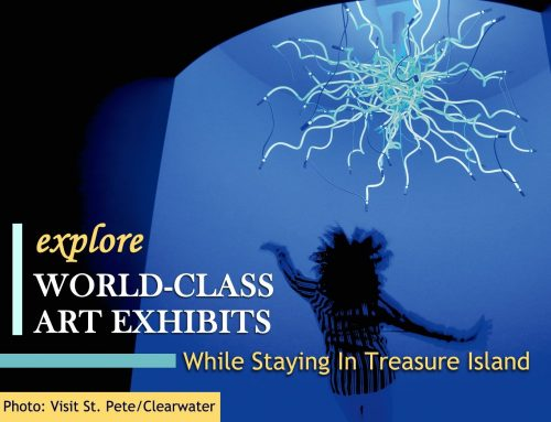 Explore World-Class Art Exhibits while Staying in Treasure Island